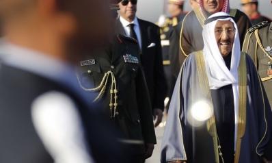 أمير الكويت يزور العراق في أجواء إقليمية مشحونة
