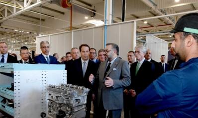 مصنع سيارات جديد يعزّز طموح المغرب الصناعي