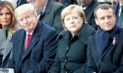 ترمب والاتحاد الأوروبي: صداقة قديمة وتحالف وثيق أصيبا في الصميم