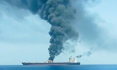 الملاحة الدولية محاصرة بالألغـام الإيرانية وعلى العالم التحرك