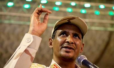 """""""حميدتي"""" من قائد ميليشيا أثارت الرعب في دارفور الى أحد أقوياء السودان"""