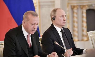صفقة أس- 400 وتّرت علاقة أردوغان بترامب ولم تكسبه ثقة بوتين