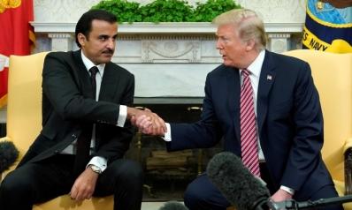 ترامب يستقبل أمير قطر الشهر المقبل