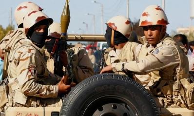 قتلى بينهم جنود وضباط بهجمات على مواقع أمنية شمال سيناء