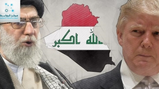 العراق بين التصعيد الامريكي والايراني