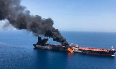 موسم النفير لهرمز.. أميركا تهدد وبريطانيا ترسل تعزيزات وإيران تؤكد سيادتها