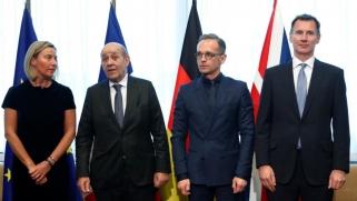 نبرة التقرب الأوروبي من إيران.. هل تمهد لحل وشيك بشأن الاتفاق النووي؟