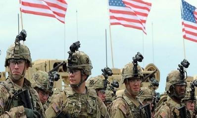 لم تعد القوات الأميركية قضية