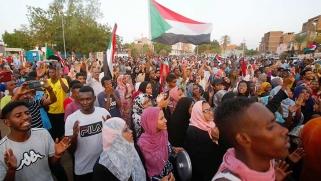 السودان والانتقال الديمقراطي