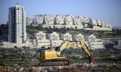 اميركيون يموّلون توسيع كروم مستوطنة إسرائيلية على اراض فلسطينية