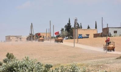 بسبب المنطقة الآمنة والتهديدات.. تركيا تُلوّح بعملية عسكرية شمالي سوريا