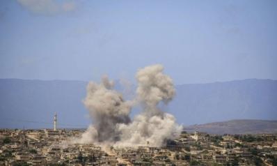 التحالف الدولي يستهدف عناصر من تنظيم القاعدة شمال سوريا