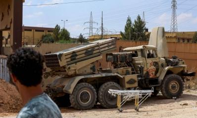 النايض يقود جهودا للتقريب بين بني وليد والجيش الليبي