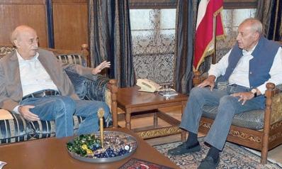 قطيعة بين «الاشتراكي» و«حزب الله»… ووساطات لوقف السجالات