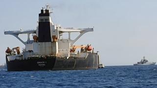 رد إيران على احتجاز بريطانيا لناقلة النفط
