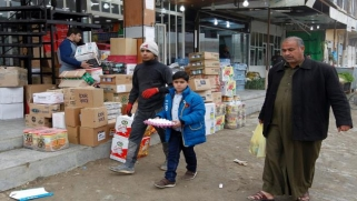 أزمة مالية مرتقبة في العراق: انخفاض الإيرادات