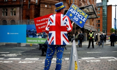 أزمة بريكست تخيم على المؤتمر السنوي للمحافظين