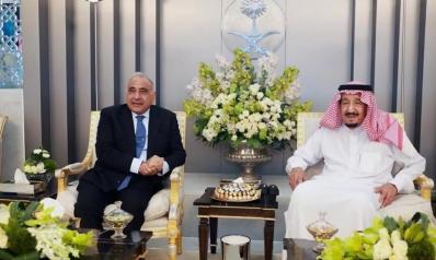 رئيس الوزراء العراقي يصل السعودية في زيارة تستغرق ساعات.. ما الهدف؟