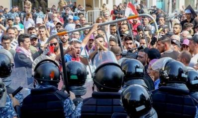 """هل يدخل """"الربيع العربي"""" لبنان بعد احتجاجات الأحد؟"""