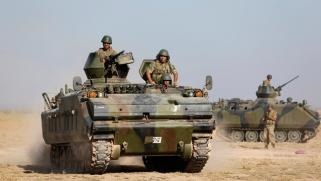 """""""المنطقة الآمنة"""" التركية وطموحات أردوغان المتعلقة بالأراضي"""
