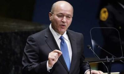صالح: العراق يمر بمرحلة تغيير ركيزتها الانتعاش الاقتصادي