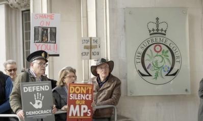 إبطال تعليق البرلمان البريطاني يحشر جونسون في الزاوية