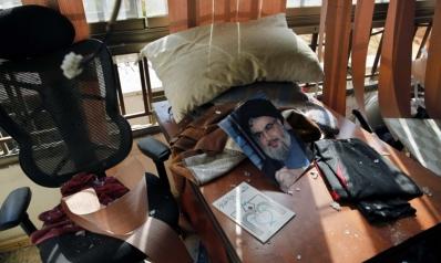 إسرائيل تراكم الأدلة على أنشطة حزب الله للضغط على لبنان