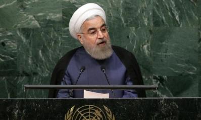 تقييد حركة روحاني وظريف في نيويورك.. لا تأشيرات سفر أميركية لمساعدي الرئيس الإيراني