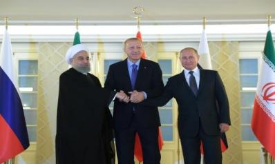 قمة أردوغان وبوتين وروحاني: أولويات متضاربة حول سورية