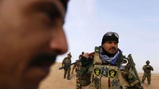 مرحلة جديدة من إرادة النصر ضد داعش باتجاه الحدود العراقية السعودية