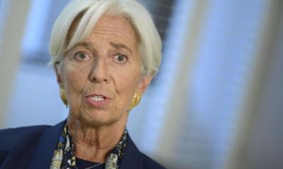 """كريستين لاغاراد: النمو العالمي """"هش"""" و""""مهدد"""""""