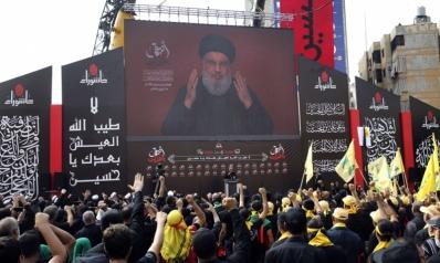 نصرالله يحذر من حرب بالمنطقة لتخفيف الضغوط على طهران