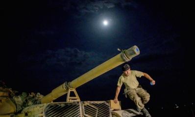 الجيش التركي يتهيأ لساعة الصفر وسط استنفار كردي