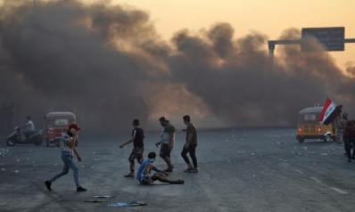 فقراء العراق والتظاهرات: فرصة للتخلص من سوء الأوضاع المعيشية