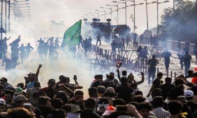 """التحقيق الخاص بقتل متظاهري العراق يبرئ الحكومة و""""الحشد"""""""