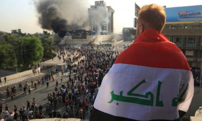 العراق.. اقتحام المنطقة الخضراء وترقب لمظاهرات حاشدة
