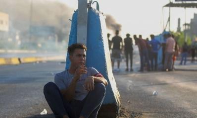 مرجعية النجف تتواطأ مع ميليشيات بطشت بالمتظاهرين العراقيين