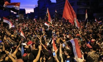 احتجاجات العراق.. جلسة برلمانية مرتقبة لبحث مطالب المتظاهرين بعد يوم دام وحظر للتجوال