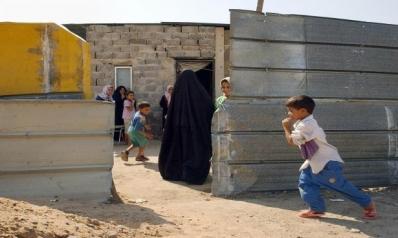 الحكومة العراقية تعلّق عمليات إزالة المساكن العشوائية