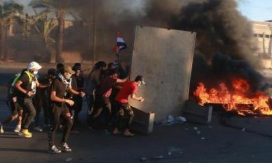 رئيس الوزراء العراقي يتعهد بمحاسبة «المقصر» خلال المظاهرات «مهما كان موقعه»