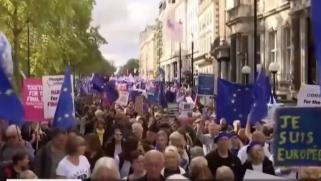 في رسالة لم يوقعها باسمه.. جونسون يطالب الاتحاد الأوروبي بتمديد مهلة البريكست