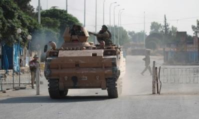بعد تل أبيض.. الجيش التركي يسيطر على طريق سريع ويتوغل بمحور رأس العين