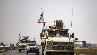 قوات أميركية تدخل العراق من سوريا