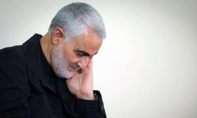 تلميع الجنرال سليماني لمواجهة تآكل صورة النظام في إيران