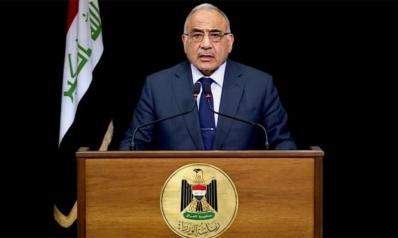 عبد المهدي يتعهد بالتصدي للانحراف وهتافات ضد الفساد في أربعينية الحسين
