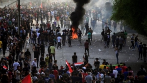 Iraq protests .. Death toll rises and government declares high state of alert