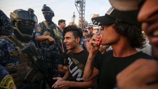 احتجاجات العراق تمتد لمدينة الصدر