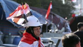 إعلان انتصار ثورتي العراق ولبنان ونهاية النظام الإيراني