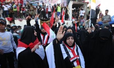 احتجاجات العراق.. قتلى ببغداد وقوات الأمن تسيطر على جسور رئيسية