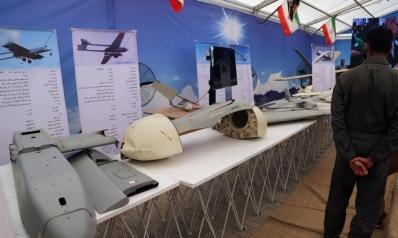 من جديد.. إيران تسقط طائرة مسيرة قرب ساحل الخليج